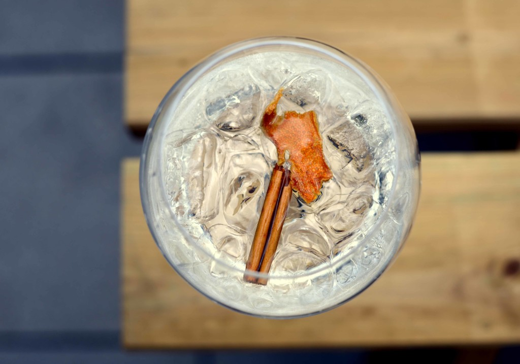 Colombian Aged Gin & Tonic